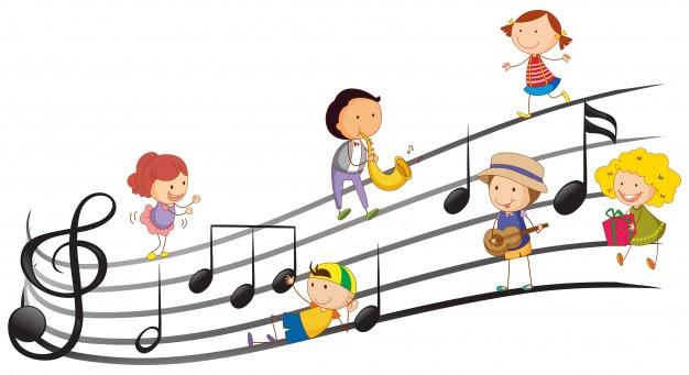 Muzyczna podróż z instrumentami